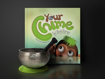 Your Chime - Illustrated by Adam Parsons art
