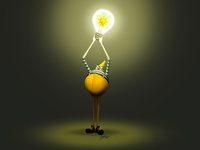 Finding the Brightness - Adam Parsons ART
