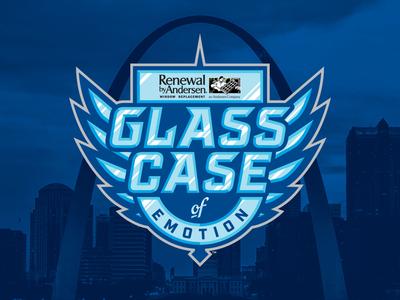 St. Louis BattleHawks Glass Case of Emotion Brand Identity illustration sponsorship custom type glass roundel typography sports design sports football