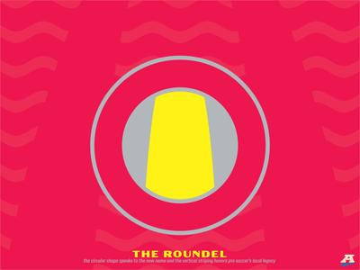 Project O - Reveal #4 - The Roundel roundel storytelling st. louis sports logo sports design sports branding sports brand sports soccer football crest branding brand identity brand design badge