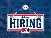 MiLB is hiring!