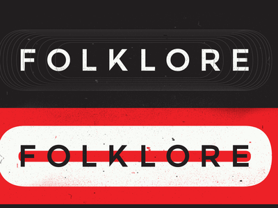 FOLKLORE Brand Development