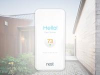 """Nest Home App Design """"Load"""""""