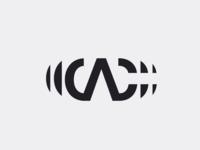 Abstract Type Logo Concept