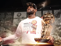 Feature for LeBron James week