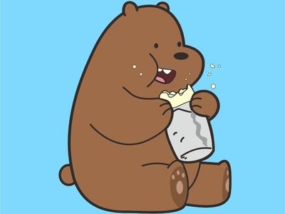 Bear Coklat