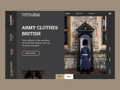 Fashion Ui