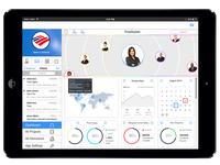iOS7 Dashboard Idea