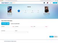 Patient Linx App & UI