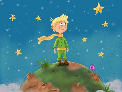 Reach for the Stars childrens illustration kidlit