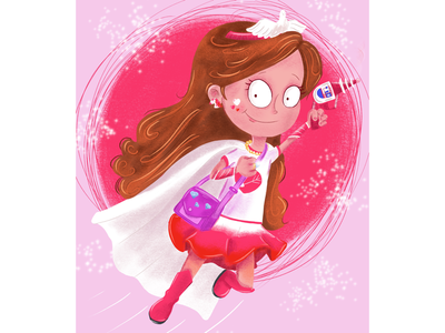 Captain Cutie Pie childrens book picture book freeze ray superhero cancer sucks