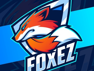 FOX MASCOT ESPORT LOGO DESIGNS