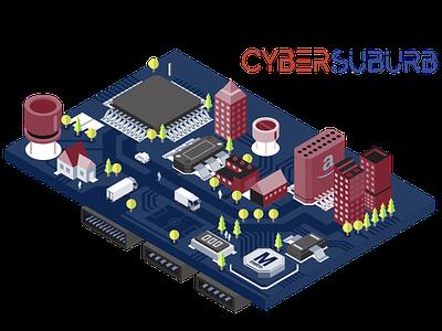 NOVA: The Cyber Suburb