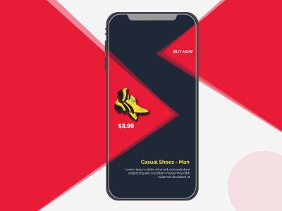 Shoes App ecommerce design ecommerce business ecommerce shop ecommerce app mobile app app shoes app