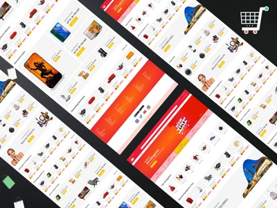 eCommerce Web Design shopping cart shopping shopify online marketing online store online shopping online shop ecommerce shop