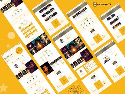 Astrology Web Template india freelance astrology astrology ecommerce astrology career tarot reader tarot cards luck astrologer astrology