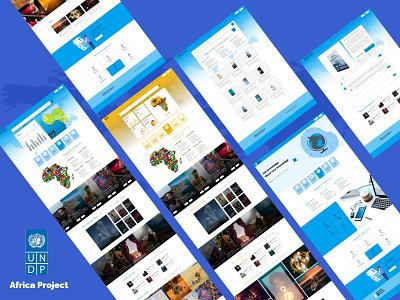 Knowledge Management branding website design web template web