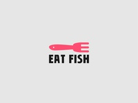 Eat Fish Logo