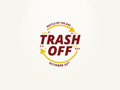 Trash Off Logo v2