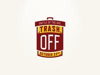 Trash Off Logo v3