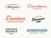 Downtown Branding