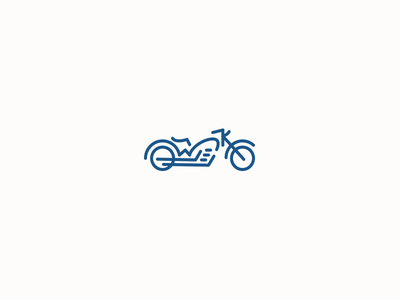 WK Motorcycle Logo