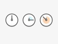 Timer clock ⏲️