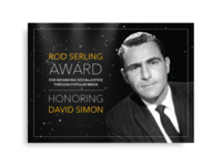 Rod Serling Award