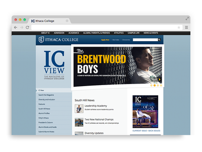 Banner image for the story banner web hero new york ny ithaca institution people university collegiate college alumni
