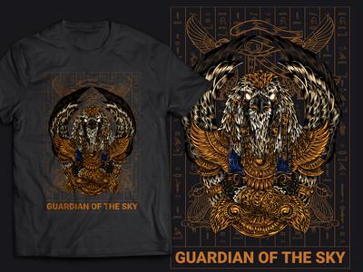 Horus T-Shirt Design