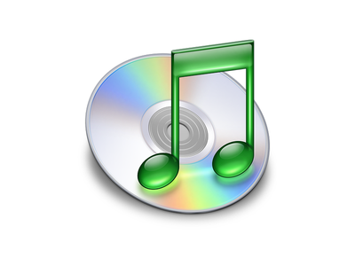 Original iTunes Icon/Logo icon icon design apple logo design logo itunes
