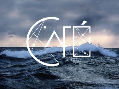 rethinkCAFÉ visual identity for design incubator visual identity visual design identity branding icon design logo logo design