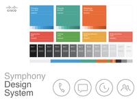 Cisco Symphony Design System