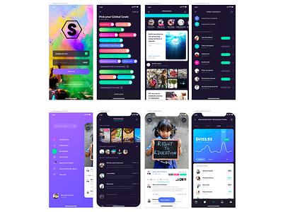 Serendipia [Proof of Concept] coin crypto blockchain ios app decentralized ico sto sustainable development proof of concept poc sdg