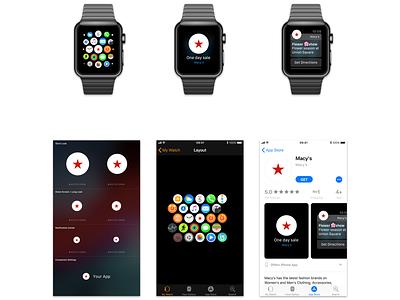 Macy's for the Apple Watch ⌚️ macys apple watch