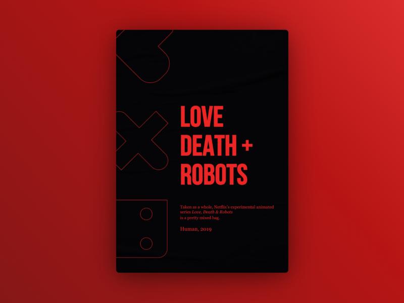 Love, Death and Robots- #FanArt