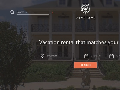 Vacation rental concept