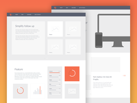 Wireframes - Salesflare