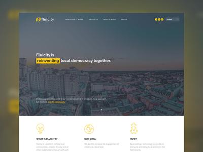 Startup - Landing Page