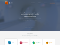 Qaelum   homepage