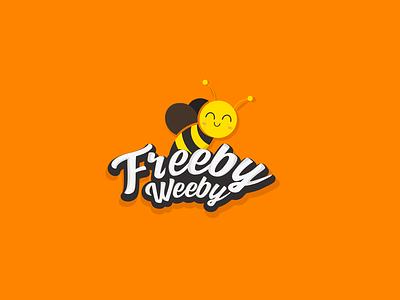 baby-bee-logo-design iconography branding design branding brand design brand logo design logodesign lettering logotype icons minimal flat vector logo typography illustration icon creative creativity design