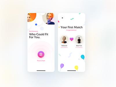 Dating App meetup dating website branding ui mobile app findnearme daingapp dating romantic lover match online date friendship love date datingapp design uiux