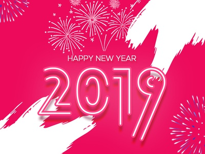 New Year Banner Besign