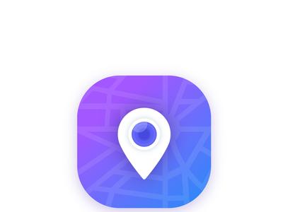 Location App Logo