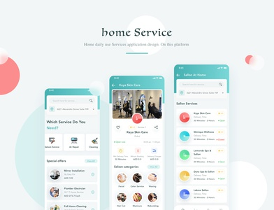 Home Service Overview