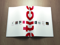 Front Fore Magazine | Helvetica Issue
