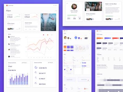 Purple Marketing Platform - Style Guide