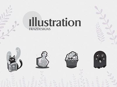 CORPORATE ILLUSTRATION visual art unique minimalist simple flat flat illustration modern vector icon minimal mark identity design branding illustration
