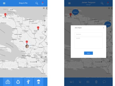 Mobileapp Screen