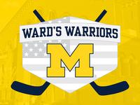Ward's Warriors Logo